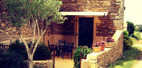 Gîte Les Oliviers en Provence